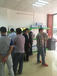 14AG亚游集团淨水機廣西來賓專賣店店麵